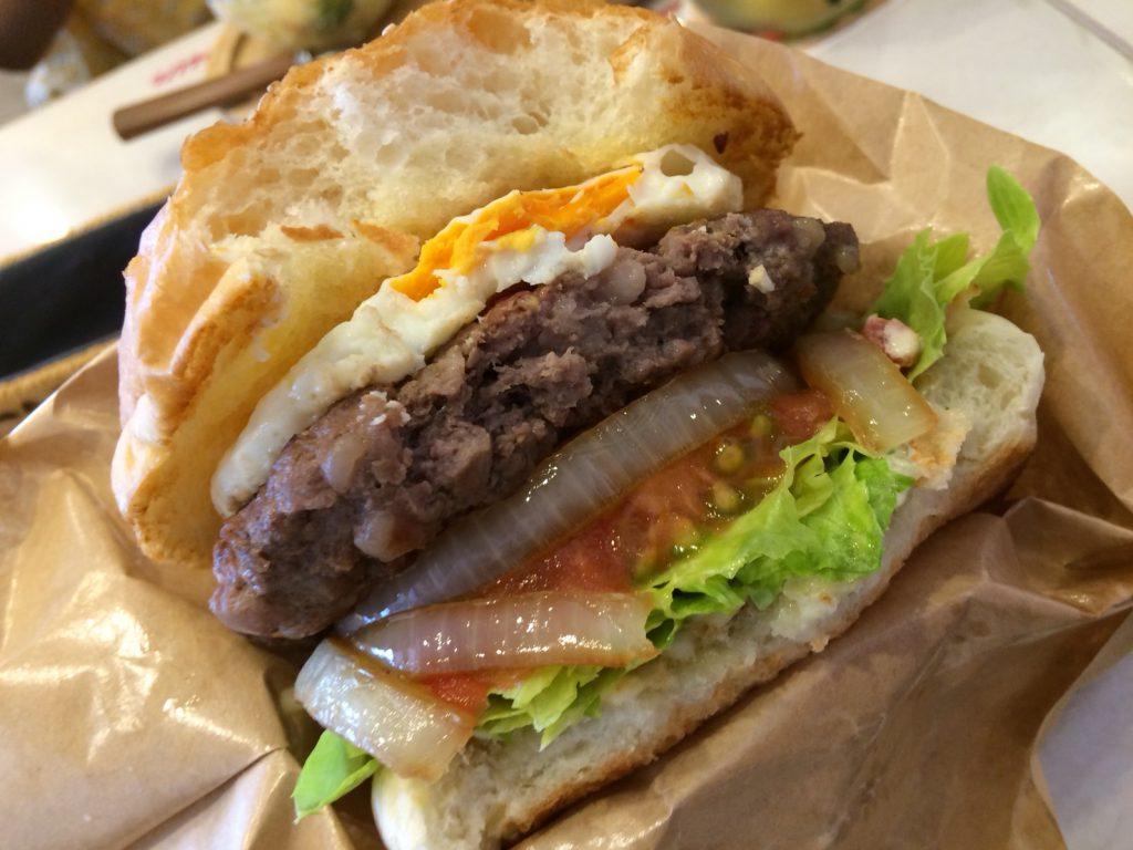 閉店 ハンバーガー シエル アムール